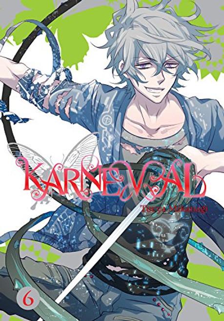 Karneval Graphic Novel 06