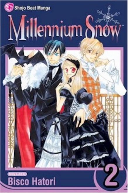 Millennium Snow Graphic Novel 02 (Used)