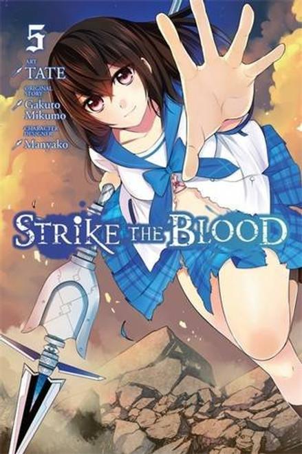 Strike the Blood Graphic Novel 05