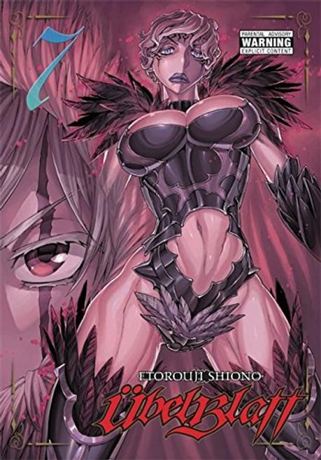 Ubel Blatt Graphic Novel Vol. 07
