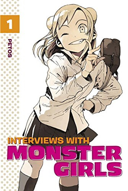 Interviews with Monster Girls Graphic Novel 01