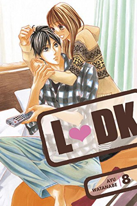 LDK Graphic Novel 08