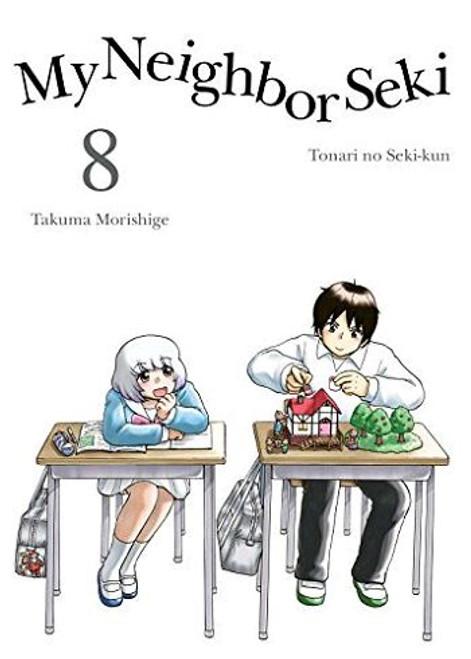 My Neighbor Seki Graphic Novel 08