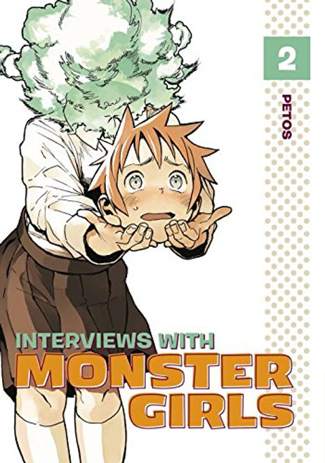 Interviews with Monster Girls Graphic Novel 02