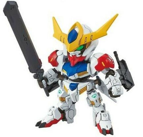 Gundam SD EX-Standard #014 Barbatos Lupus Model Kit