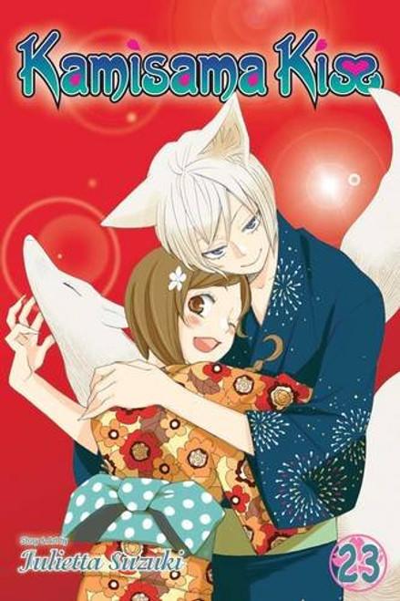 Kamisama Kiss Graphic Novel 23