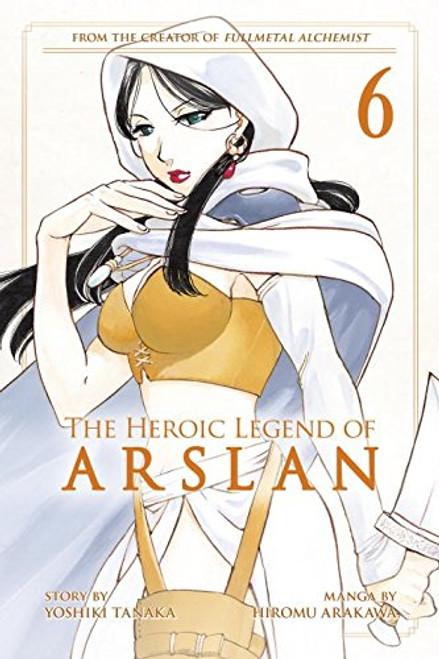 Heroic Legend of Arslan Graphic Novel 06