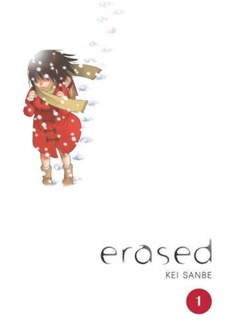 Erased Graphic Novel 01 (Hardcover)
