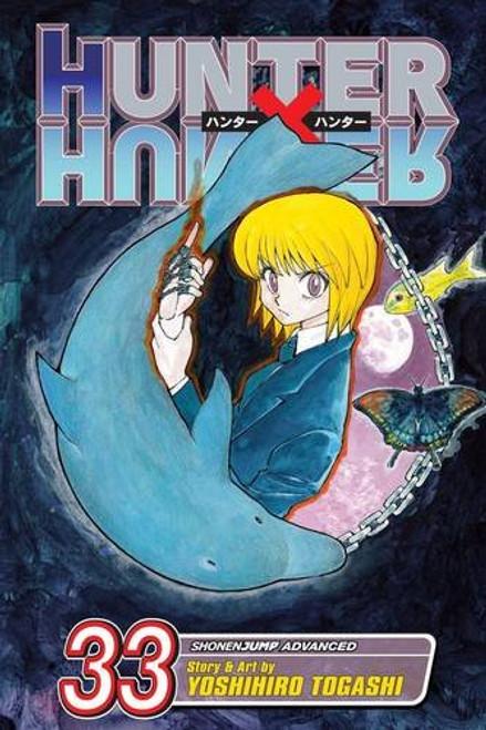 Hunter X Hunter Graphic Novel 33