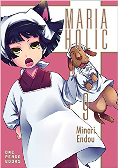 Maria Holic Graphic Novel 09