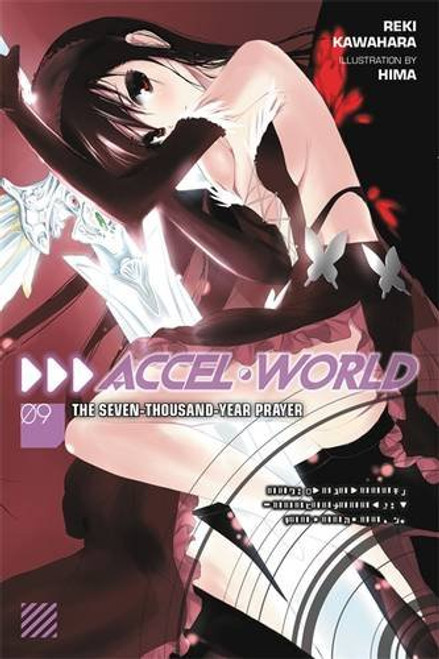 Accel World Novel 09