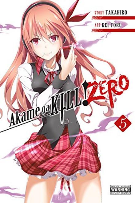 Akame ga KILL! ZERO Graphic Novel 05
