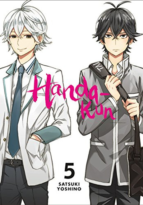 Handa-kun Graphic Novel 05