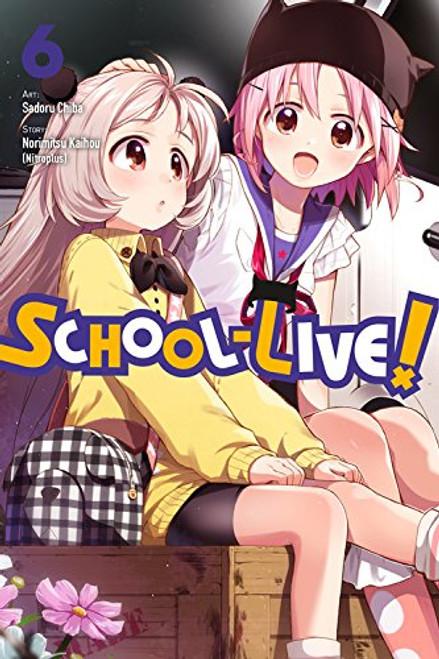 School-Live! Graphic Novel Vol. 06