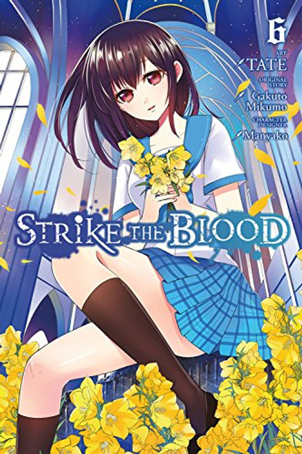 Strike the Blood Graphic Novel 06