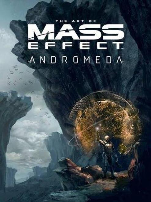 The Art of Mass Effect: Andromeda Art Book (HC)