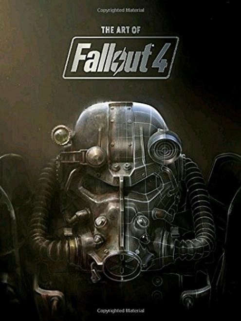 The Art of Fallout 4 Art Book (HC)