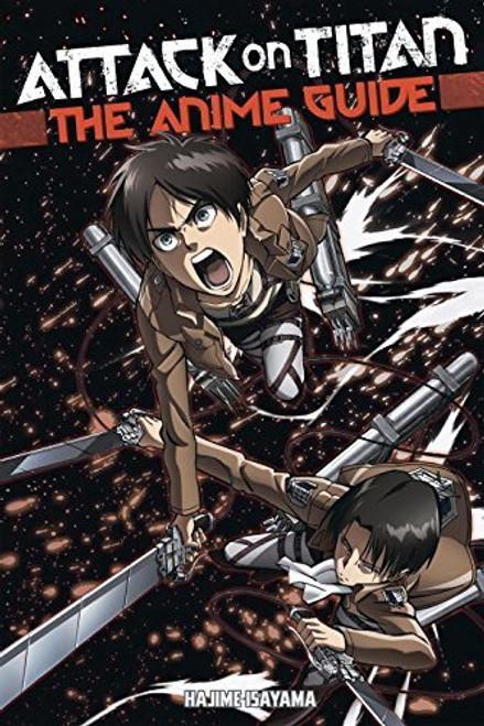 Attack on Titan - The Anime Guide Art Book