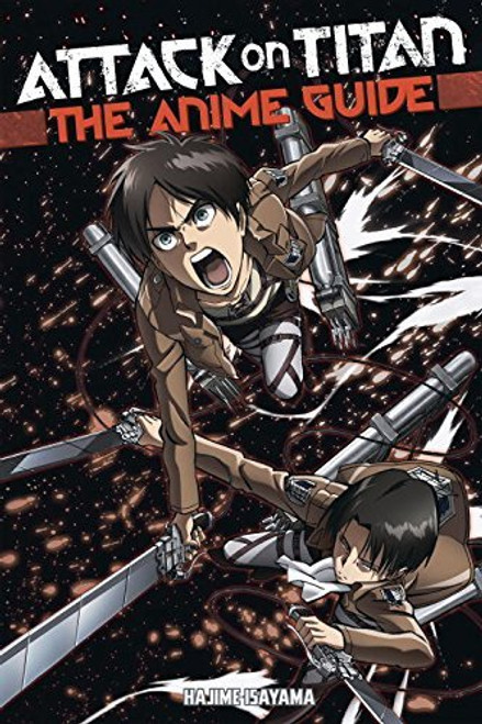 Attack on Titan - The Anime Guide Art Book