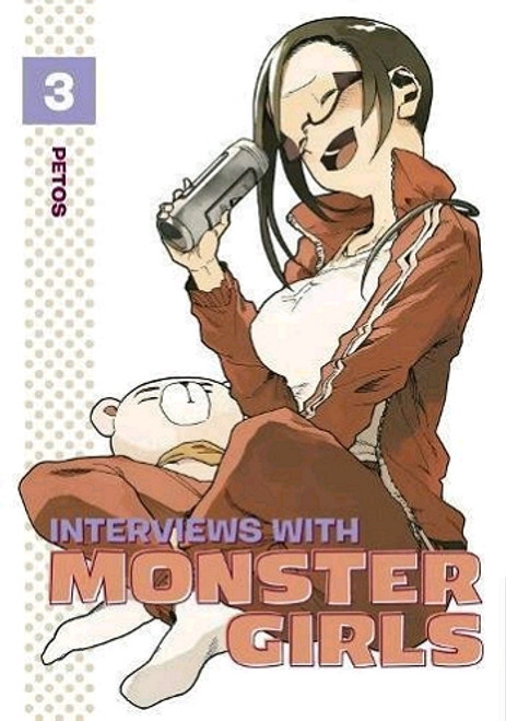 Interviews with Monster Girls Graphic Novel 03