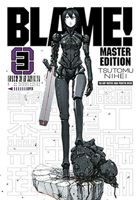 BLAME! Graphic Novel 03