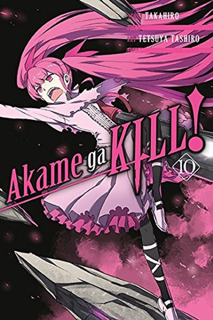 Akame ga KILL! Graphic Novel 10