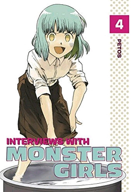 Interviews with Monster Girls Graphic Novel 04