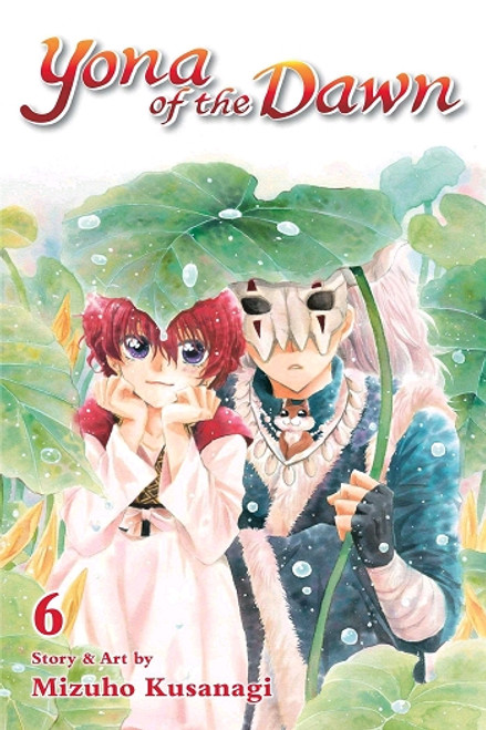 Yona of the Dawn Graphic Novel 06