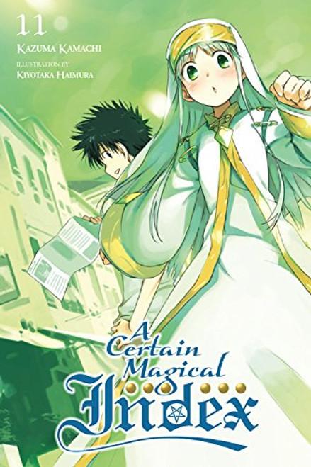 A Certain Magical Index Novel 11
