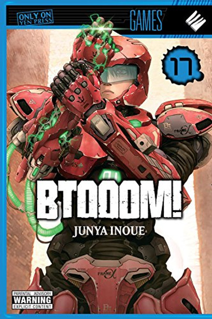 Btooom! Graphic Novel 17