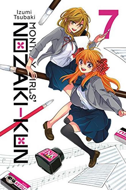Monthly Girls' Nozaki-kun Graphic Novel 07