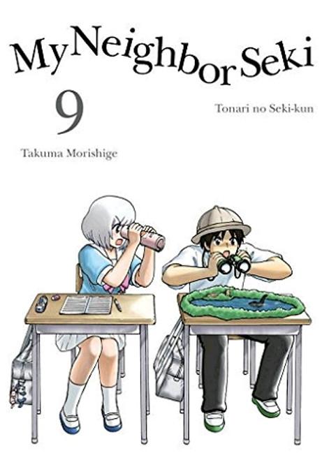 My Neighbor Seki Graphic Novel 09