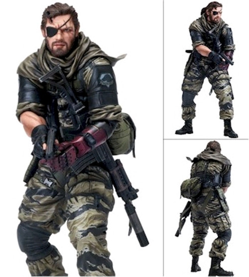 Metal Gear Solid V: The Phantom Pain Figure - Venom Snake