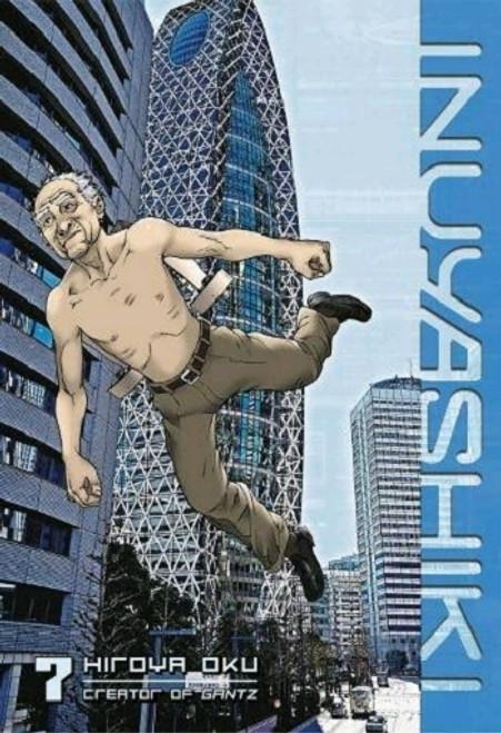 Inuyashiki Graphic Novel 07