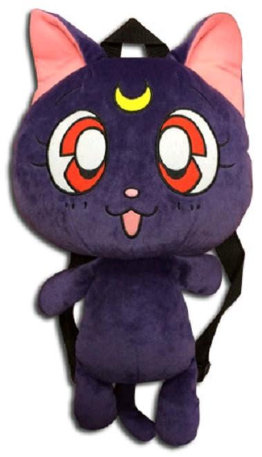 Sailor Moon Plush Backpack - Luna