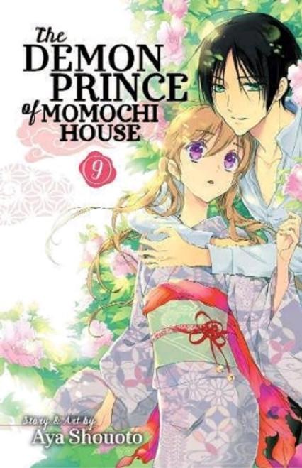 Demon Prince of Momochi House Graphic Novel Vol. 09