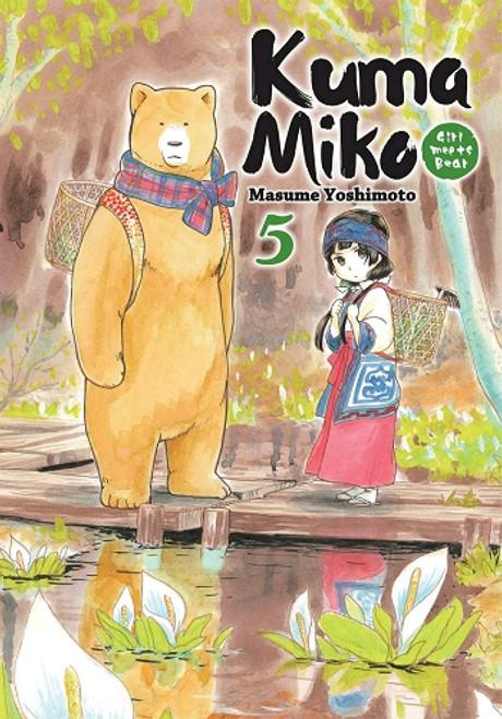 Kuma Miko Girl Meets Bear Graphic Novel 05