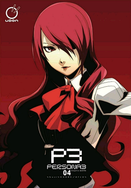 Persona 3 Graphic Novel 05