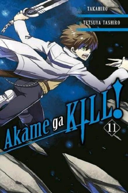 Akame ga KILL! Graphic Novel 11