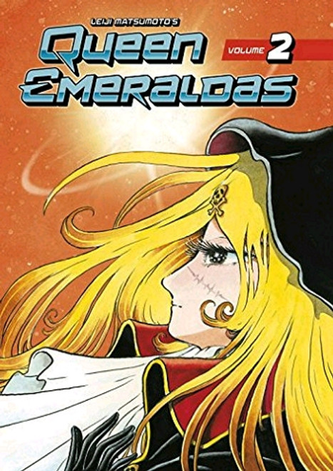 Queen Emeraldas Graphic Novel 02 (Hardcover)
