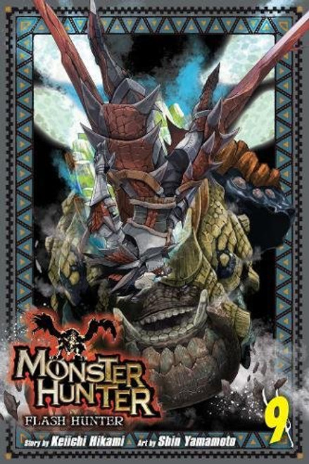 Monster Hunter: Flash Hunter Graphic Novel 09