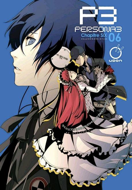 Persona 3 Graphic Novel 06