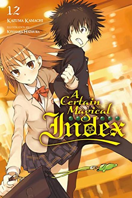 A Certain Magical Index Novel 12