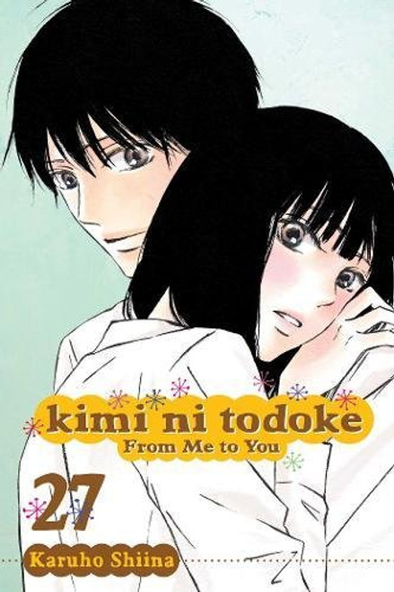 Kimi ni Todoke: From Me To You Graphic Novel 27