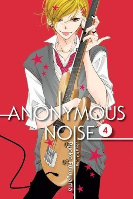 Anonymous Noise Graphic Novel Vol. 04