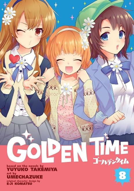 Golden Time Graphic Novel 08