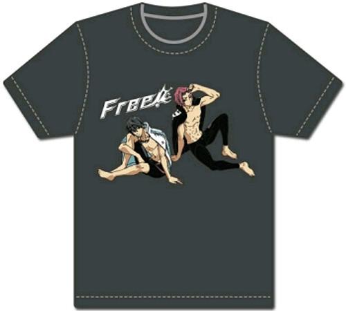 Free! T-Shirt - Haruka & Rei