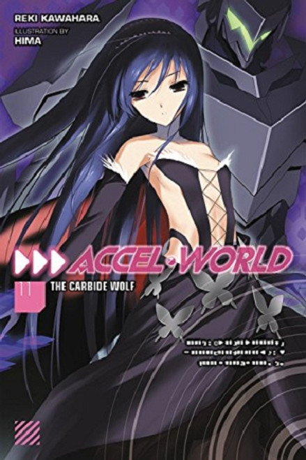 Accel World Novel 11