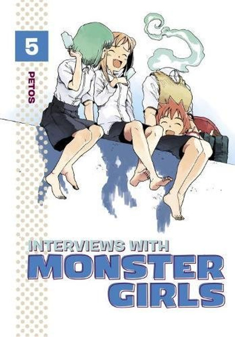 Interviews with Monster Girls Graphic Novel 05