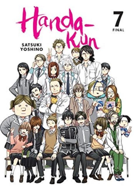Handa-kun Graphic Novel 07